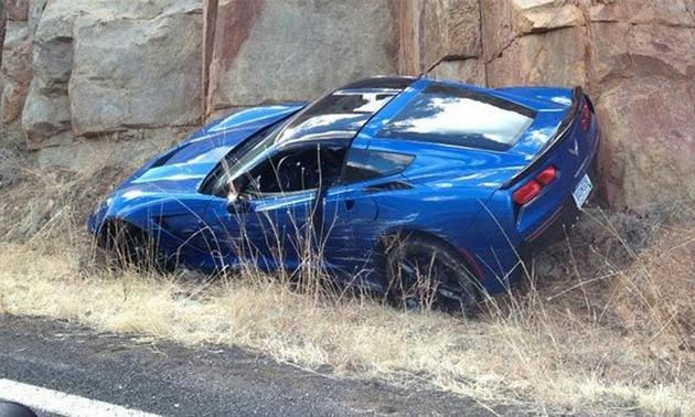 Photo of 2014 Corvette Hits the Road