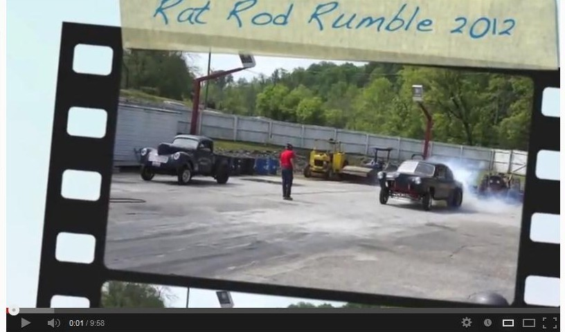 Photo of Rat Rod Rumble 2012