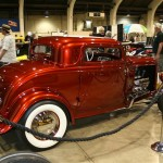 Hot Rod Magazine 65 Year Cover Car Show
