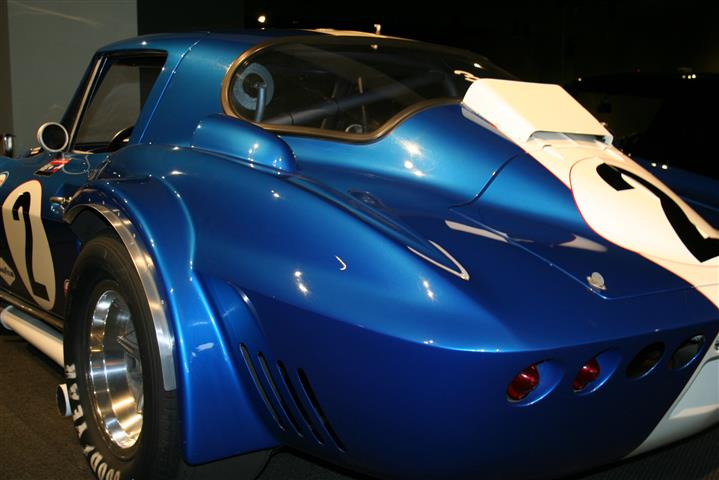 Photo of Peterson Automotive Museum