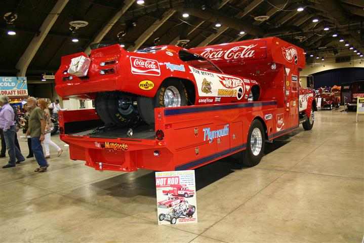 Photo of Hot Wheels Match Race Haulers