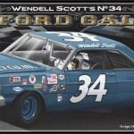 Wendell Scott Diecast