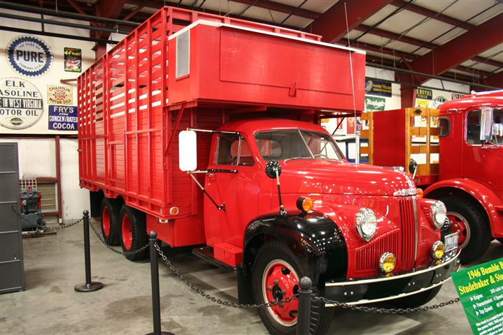 iowa i 80 trucking museum information on collecting cars