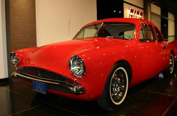 Photo of 1951 Ford X-51 by Ron Courtney