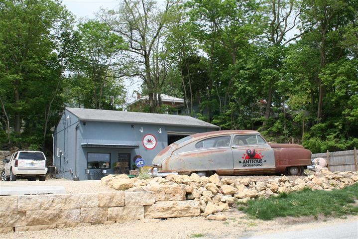 Photo of Visit to American Pickers