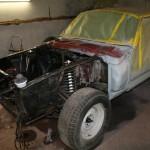 1969 Mercury Cougar XR7 Project Car