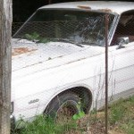 """Barn Find"" 1968 Ford Torino"