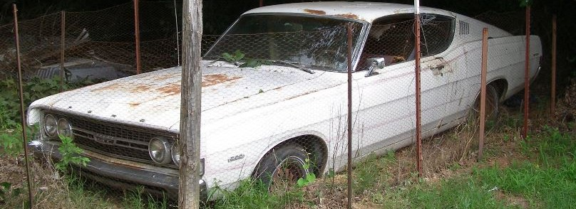 "Photo of ""Barn Find"" 1968 Ford Torino"