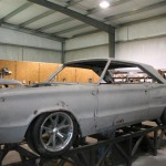 1967 Dodge Coronet; Project Frankenstien