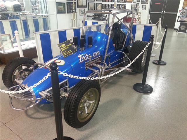 Photo of Knoxville Speedway National Sprint Car Hall of Fame & Museum