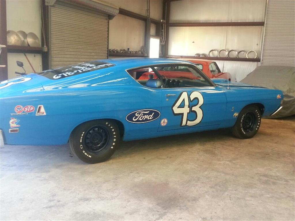1969 Ford Petty Torino Information On Collecting Cars Legendary Fairlane Muscle You