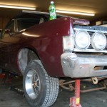 Tracking down a 1969 Ford Talladega Drag Car Part-3