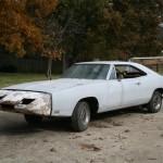 1969 Dodge Charger Nuremberg Daytona Project Car - Part 6