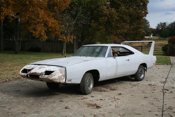 Photo of 1969 Dodge Charger Nuremberg Daytona Project Car – Part 6