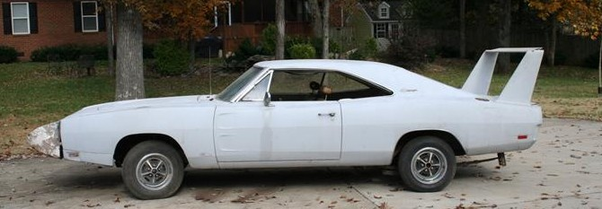 Photo of 1969 Dodge Charger Daytona Project Car – Part 3