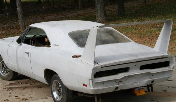 Photo of 1969 Dodge Charger Daytona Project Car – Part 4