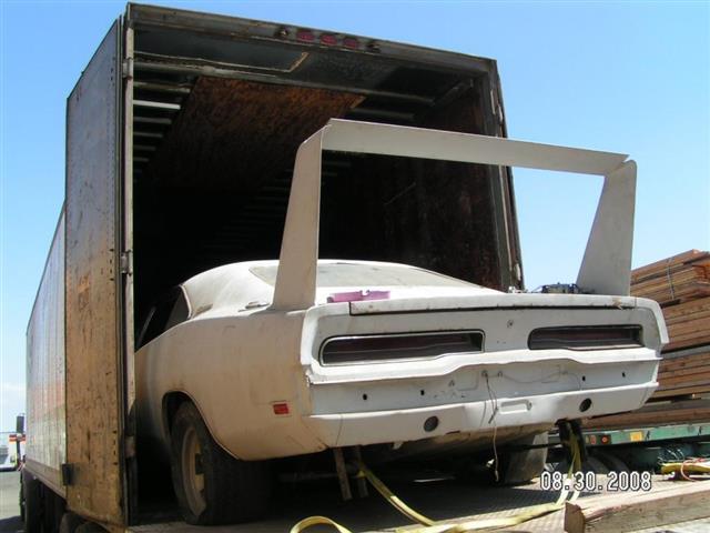 1969 Dodge Charger Daytona Project Car Part 5