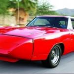 1969 Dodge Charger Daytona Background-Part 1