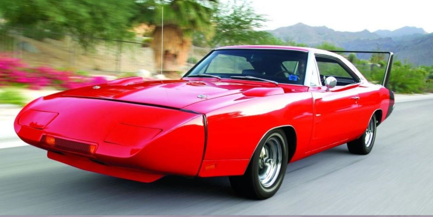 Photo of 1969 Dodge Charger Daytona Background-Part 1