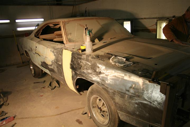 Photo of 1969 Dodge Daytona Project Car; Project Nuremberg Daytona, Part 12