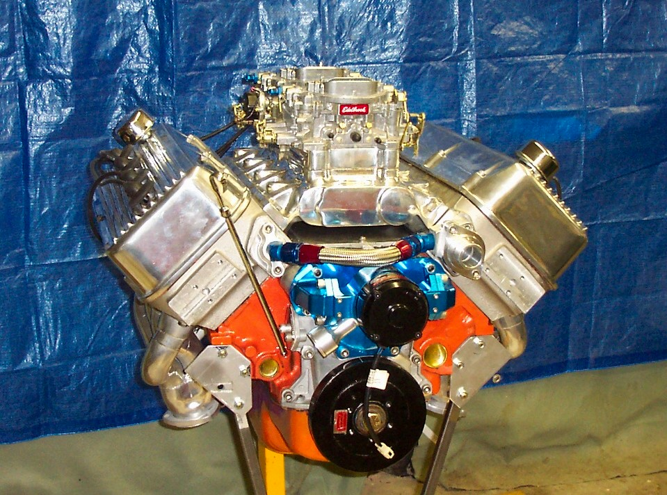 Photo of Got a Hemi? Get a Small Block Hemi!