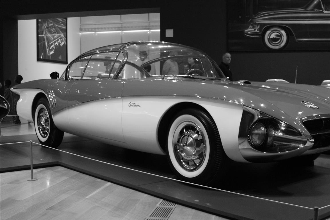 Photo of Concept Cars at the Atlanta  Museum of  Art