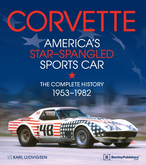 Photo of Corvette: America's Star Spangled Sports Car
