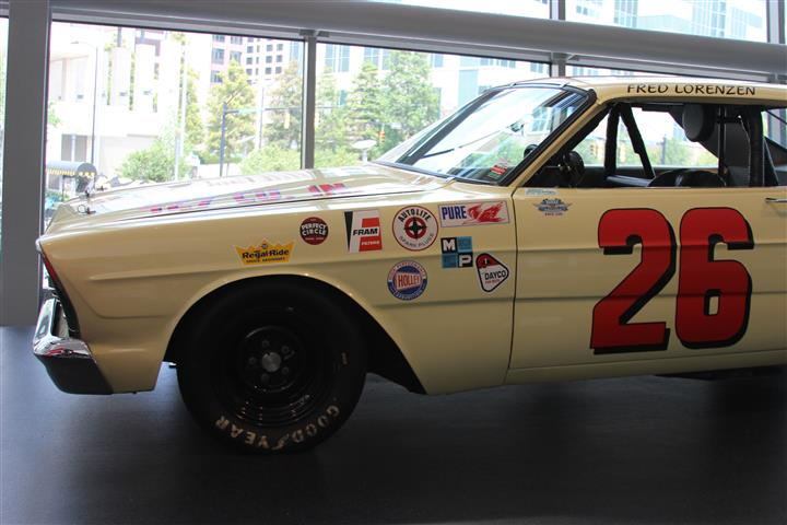 Photo of NASCAR Hall of Fame Tour