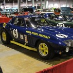 Rare Cars ar Muscle Car And Corvette Nationals 2014; Part 1