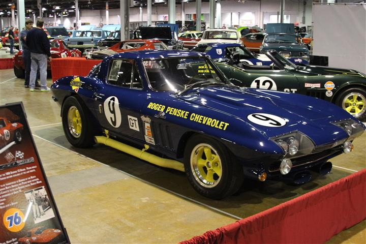 Photo of Rare Cars ar Muscle Car And Corvette Nationals 2014; Part 1