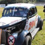 Racing on Daytona Beach