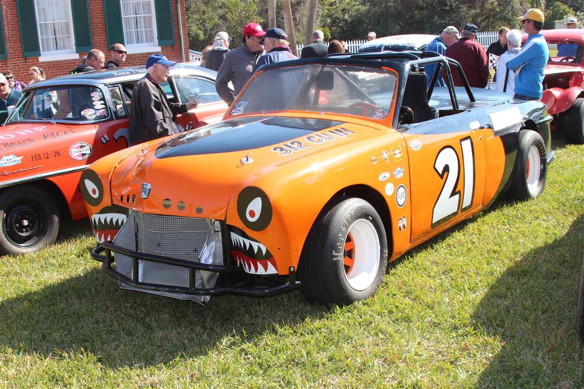 Racing on Daytona Beach : Information on collecting cars – Legendary ...