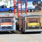 Enclosed Car Hauler; Best Paint?