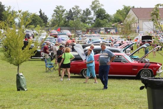 2015 Wilson County Fair Car Show.