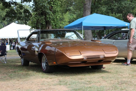 1969 Dodge Daytona, believed to be the first one to ever attend this show!