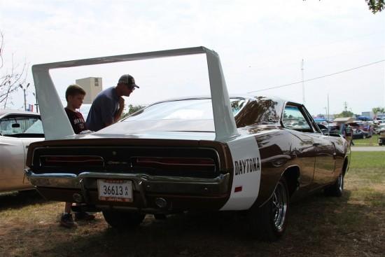 1969 Dodge Charger Daytona.