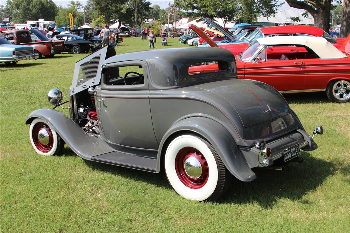 Photo of 2015 Wilson County Fair Car Show