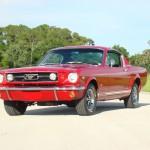 Original 1966 Mustang Fastback