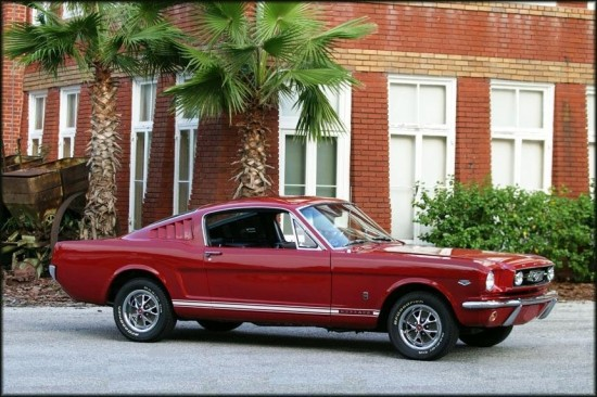 Beautiful 1966 Mustang K Code GT Fastback!