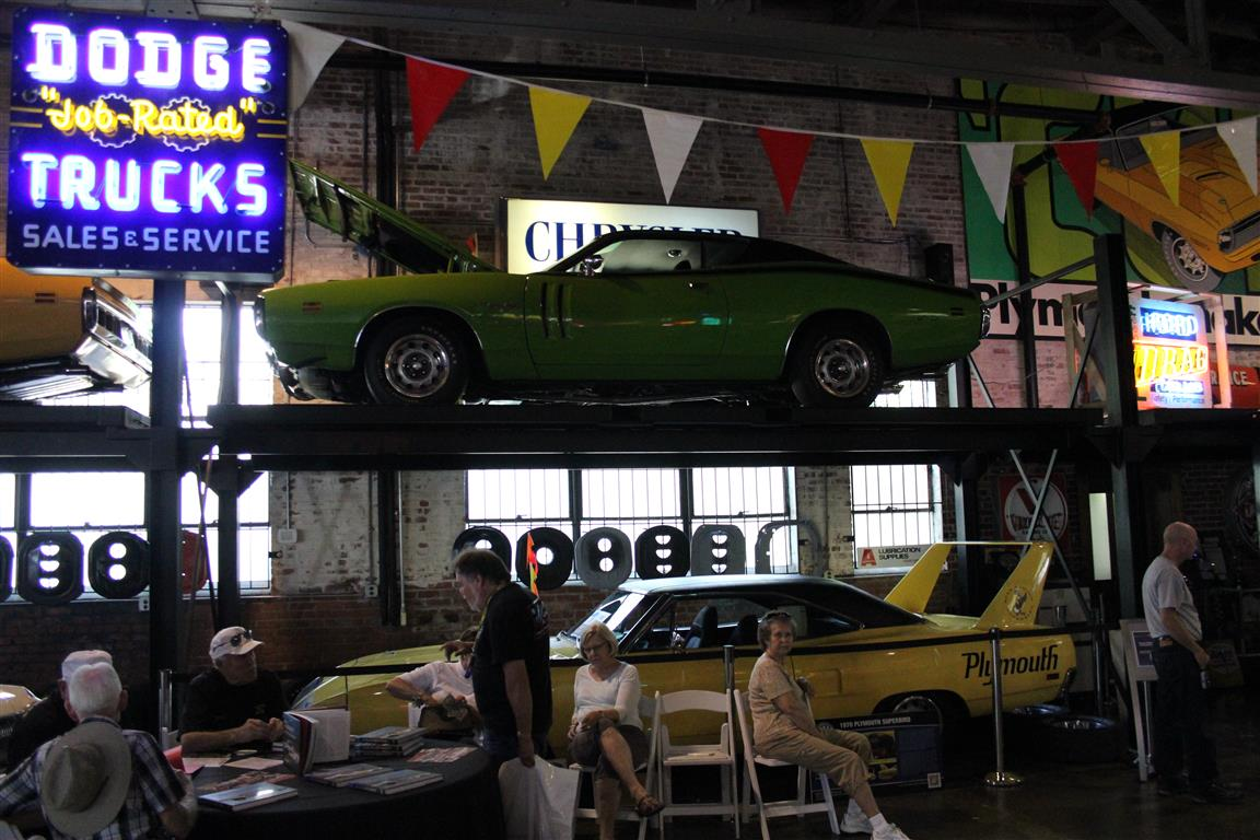 The Wellborn Muscle Car museum should be on you buck list.