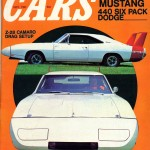 1969 Dodge Daytona Original Preview Article; CARS Magazine
