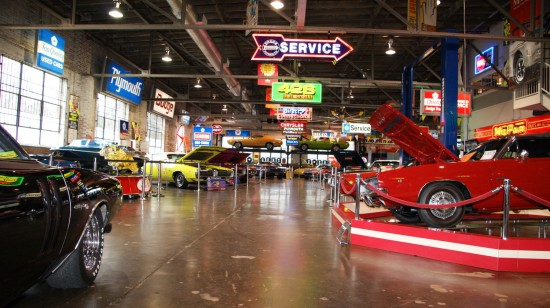 Welborn Muscle Car Museum, a must see for any muscle car guy or gal.