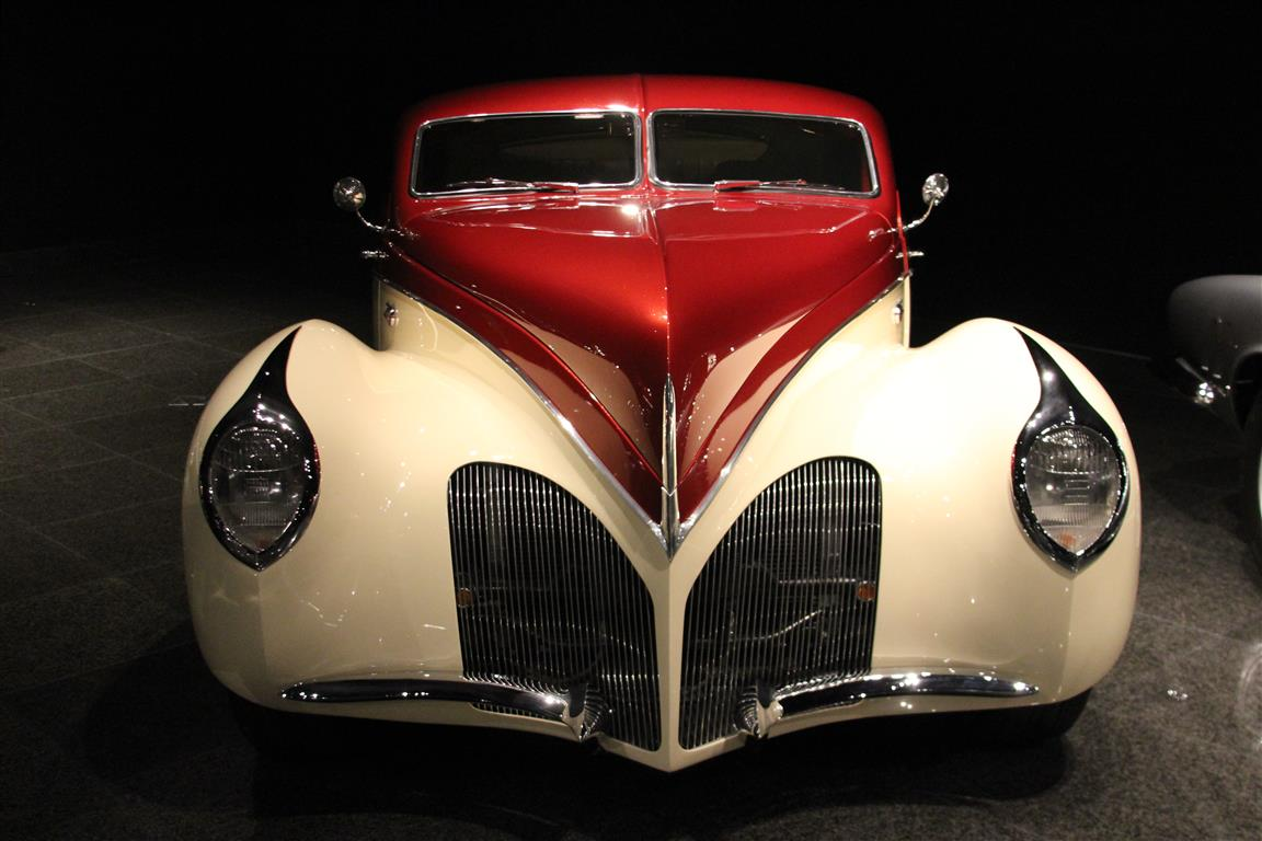 I lied, there is a hot rod there but it looks so much like a master from the past it fits right in.