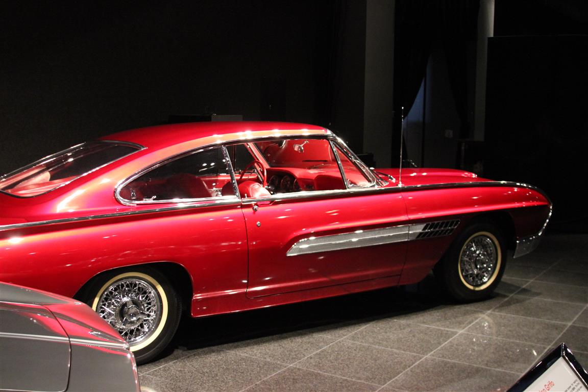 In my eye, this is the most beautiful T-Bird prototype ever a should have been built.
