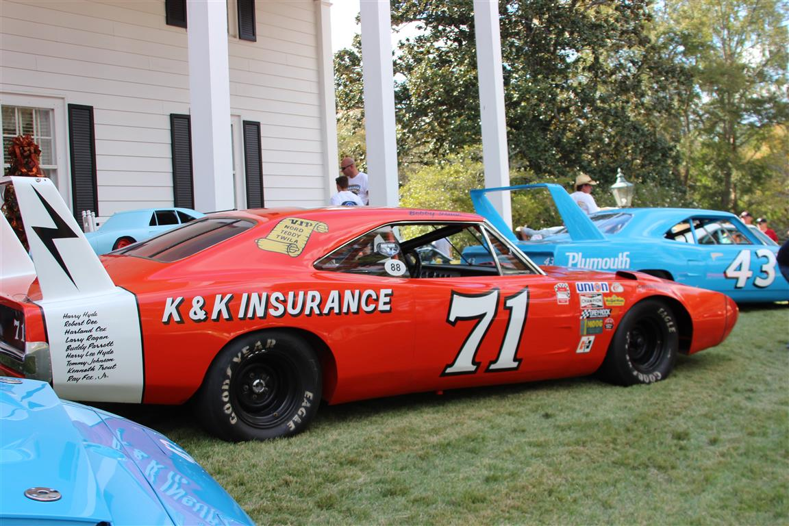 1969 Dodge Daytona Wind Tunnel Model Information On Collecting Cars Legendary Collector Cars