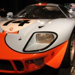 1967 Ford GT40 Mirage in Gulf Oil Livery