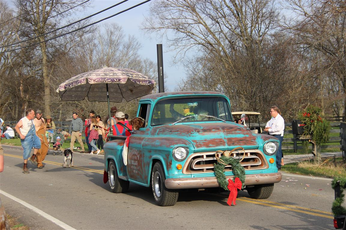 Christmas Parade: Leipersfork, TN : Information on collecting cars ...