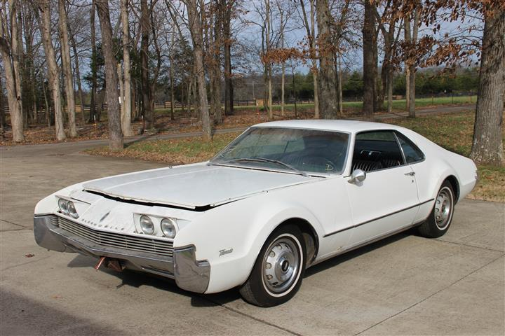 Photo of Fixer Upper: 1966 Olds Toronado Part 2