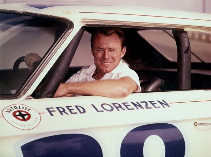 Photo of Fred Lorenzen Part 2