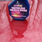 Waterless Car Wash; It works!